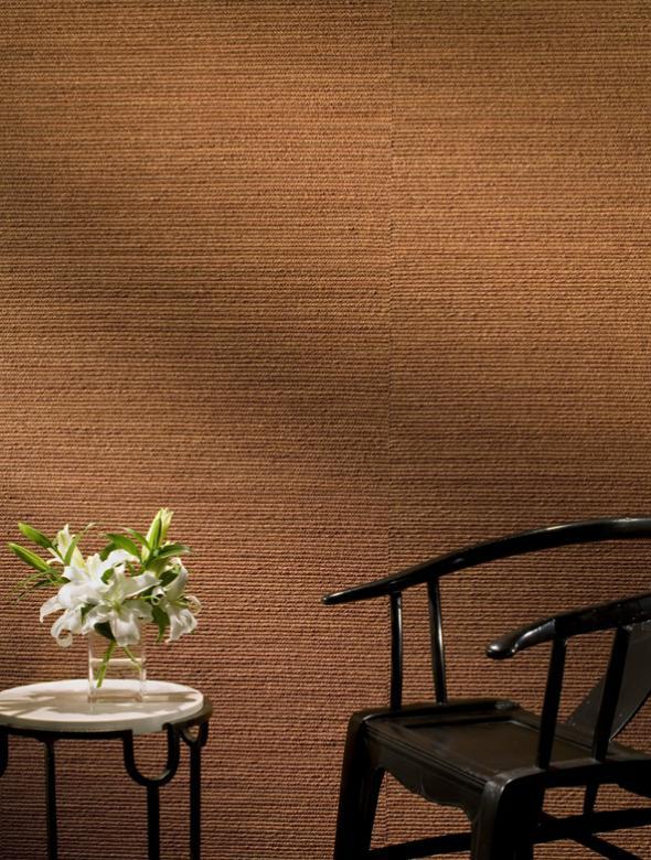 Braided Hemp - Maya Romanoff - Robert Burg Design