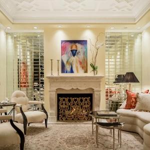 Robert Burg Design Chateau on Central Living Room